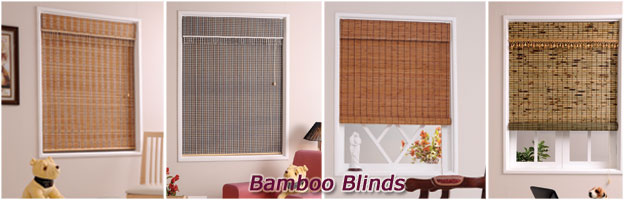 Bamboo Blinds | Natural Bamboo Blinds | Marvel Decor